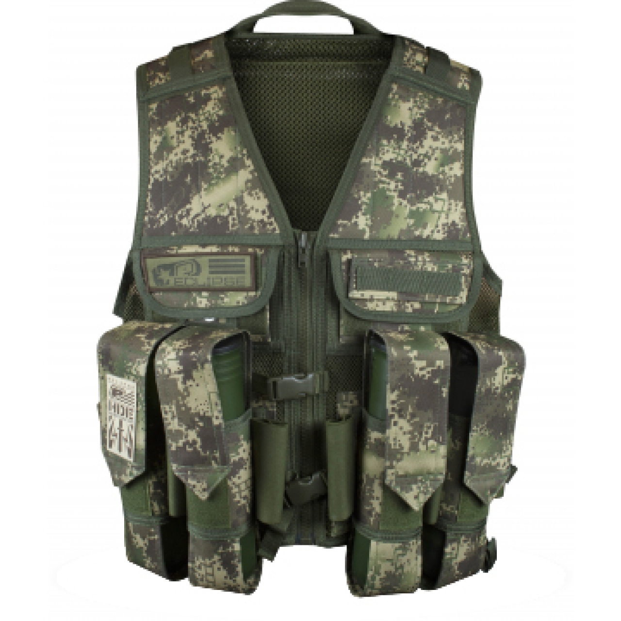Eclipse Tactical Load Vest HDE camo mellény paintballshop.hu