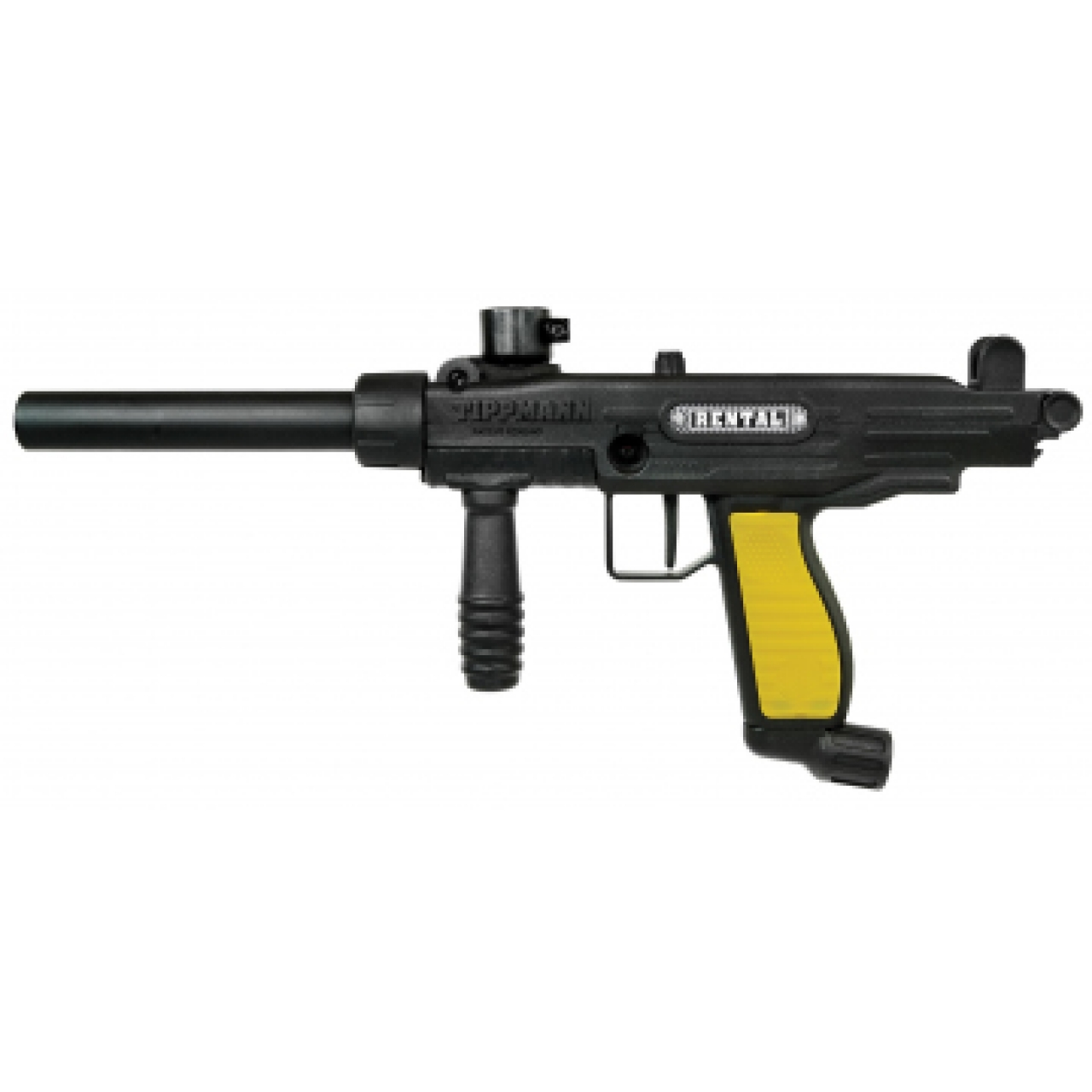 Tippmann FT-12 Lite Paintball Marker black paintballshop.hu